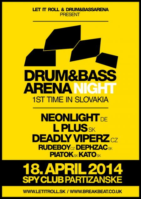Aftermovie z Drum&BassArena Night Slovakia